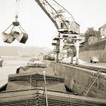 Moselhafen, 1960