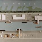 Rheinhafen_Modell 1960